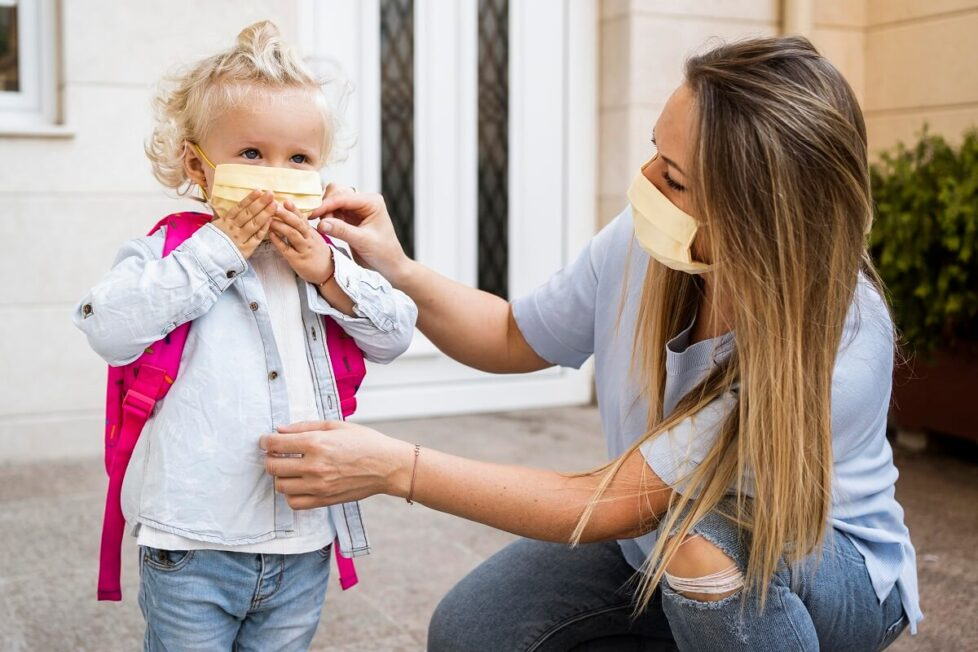 Infantil medidas de seguridad