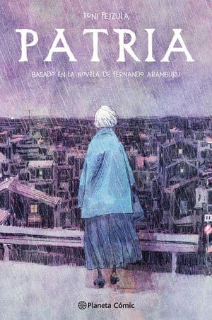 Patria - novela gráfica de la obra de Fernando Aramburu