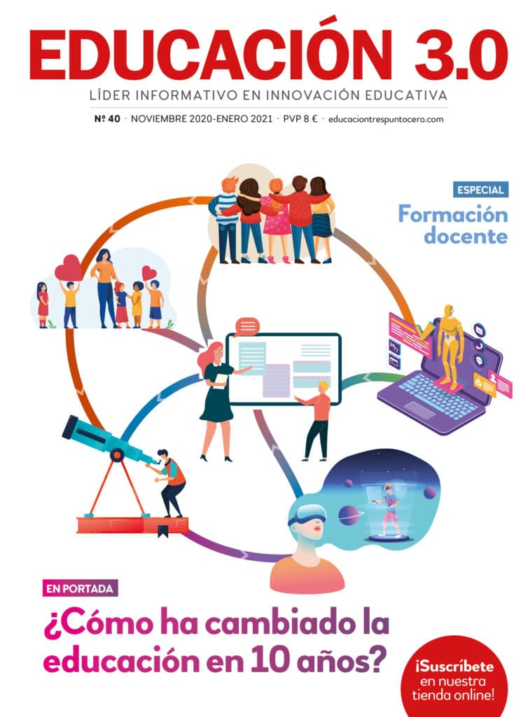 Portada EDUCACIÓN 3.0