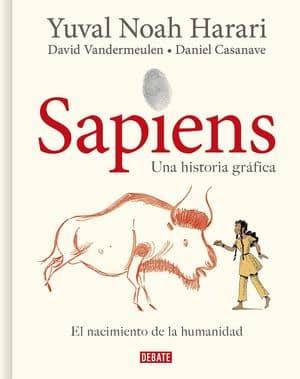 Sapiens - novelas gráficas para adultos