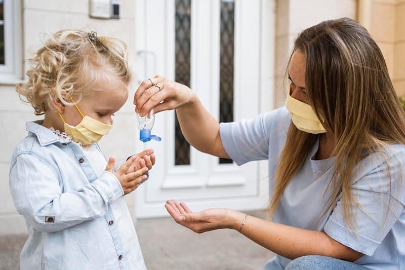 Medidas de seguridad en Infantil