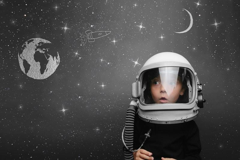 Libros para descubrir el espacio