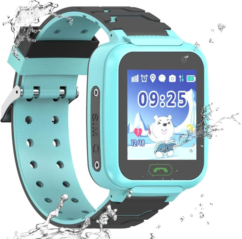 PTHTECHUS: reloj inteligente con GPS gadgets niños deporte
