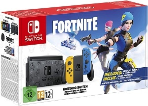 Nintendo Switch HW Edición Fortnite