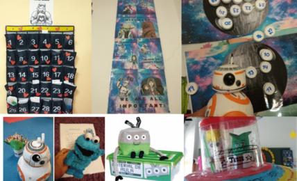 Transformar el aula de Infantil en una Academia Jedi