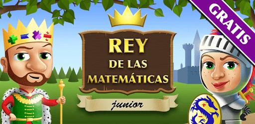 Juego de matemáticas de temática medieval