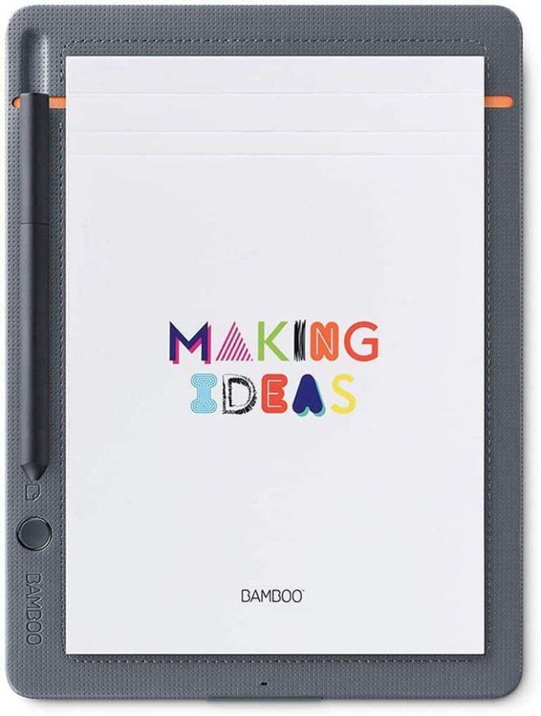 Wacom Bamboo Slate cuadernos inteligentes