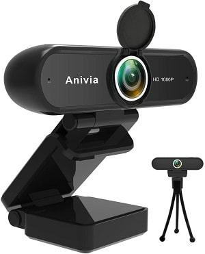 webcam anivia full HD