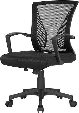 Yaheetech YA-00094575 silla ergonómica para oficina o el hogar