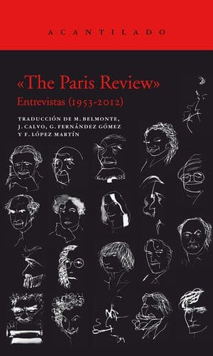 'The Paris Review'. Entrevistas (1953-2012) novedades editoriales enero