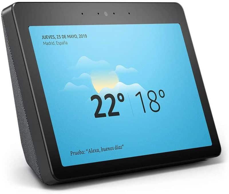Amazon Eco Show 8 (2ª generación) Altavoces inteligentes con pantalla