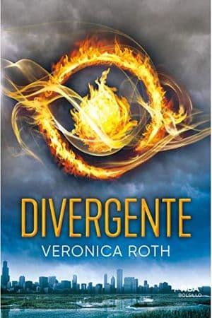 Divergente de Veronica Roth Sagas adictivas para adolescentes