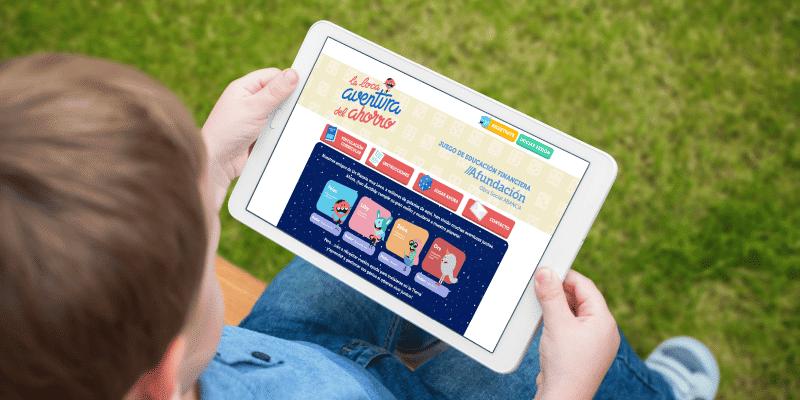Enseñar educación financiera a niños con juegos