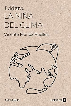 Libros para regalar a adolescentes - la historia de Greta Thunberg - La niña del clima
