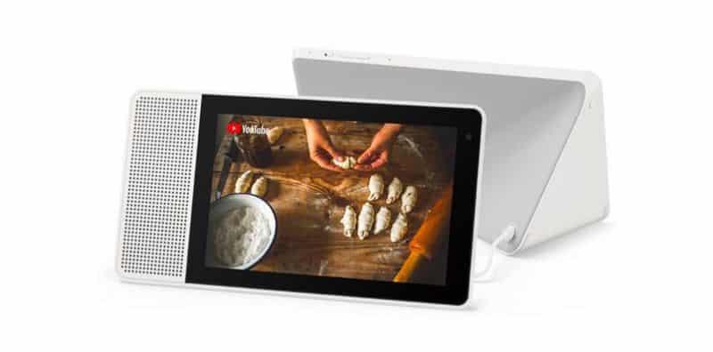 Lenovo Smart Display Altavoces inteligentes con pantalla