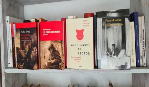 Libros sobre escritores