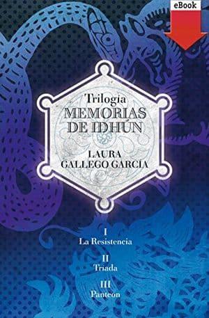 Memorias de Idhún de Laura Gallego
