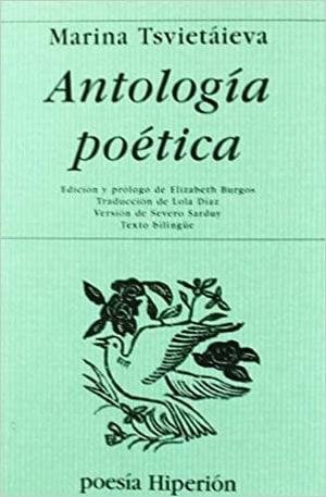 Antología poética de Marina Tsvetaeva