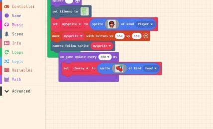Microsoft MakeCode Arcade