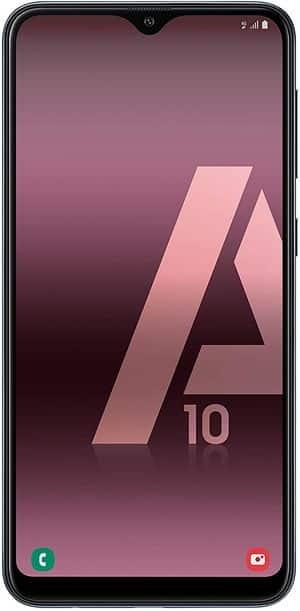 Samsung Galaxy A10 móviles con control parental