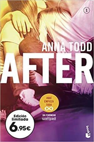 After de Anna Todd