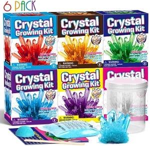 Cultivo de cristales