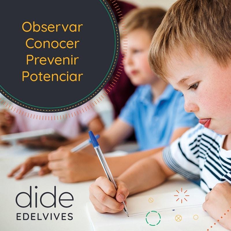 Dide, una herramienta online que detecta las dificultades de aprendizaje. La distribuye Edelvives