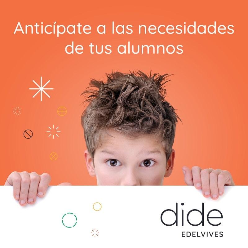 Dide, herramienta online que previene y detecta las dificultades de aprendizaje.