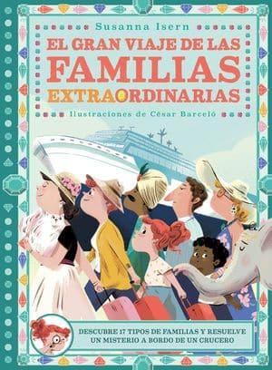 El gran viaje de las familias extraordinarias libros diversidad familiar