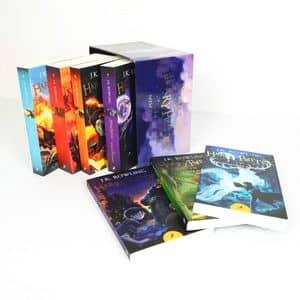 Pack Harry Potter: la serie completa