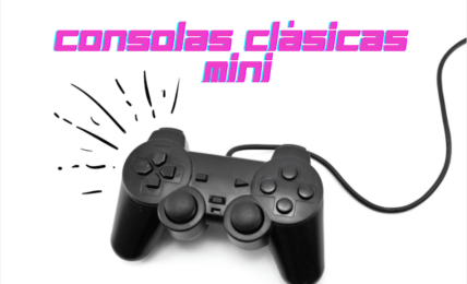 Consolas clásicas mini