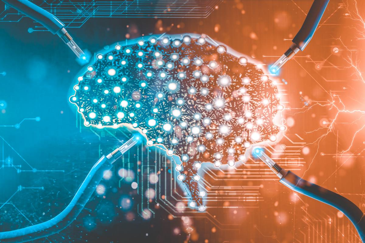 Inteligência artificial - cover
