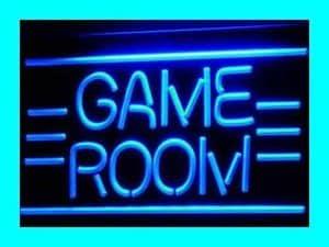 Luz decorativa Game room