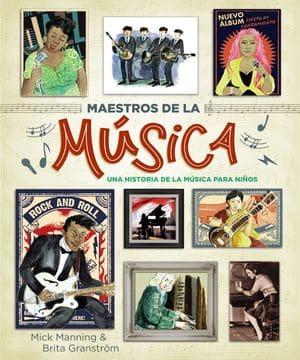 Maestros de la música novedades editoriales enero