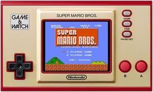 Game&Watch Super Mario Bros nintendo mini