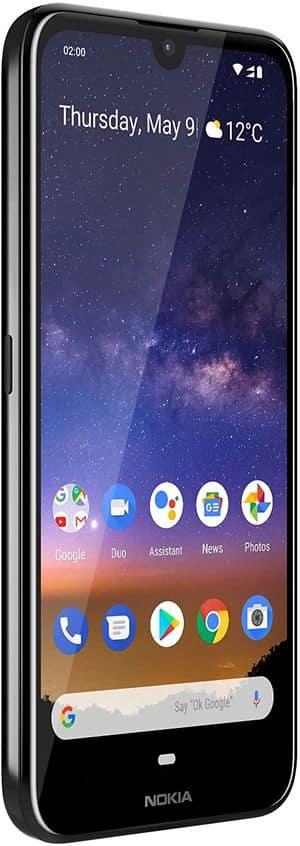 Nokia 2.2 móviles con control parental