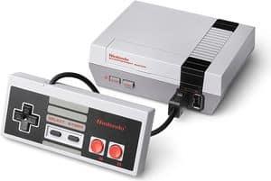 Consolas clásicas Nintendo Classic