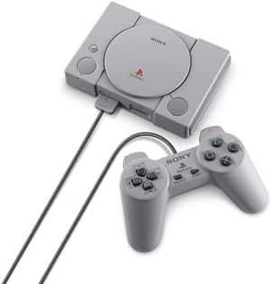 Consolas clásicas Playstation Classic