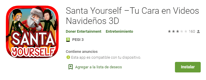 Santa Yourself