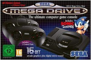 Sega Megadrive Consolas clásicas