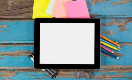 tabletas para estudiar y trabajar