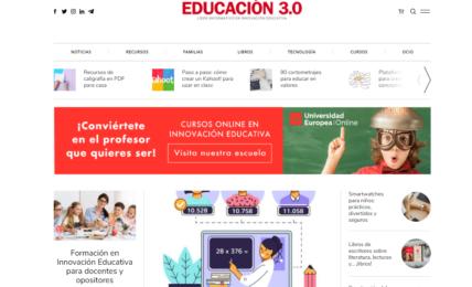 2020 EDUCACIÓN 3.0