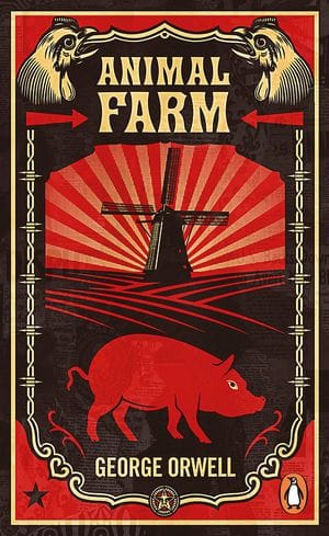 George Orwell Animal Farm novelas inglés adolescentes