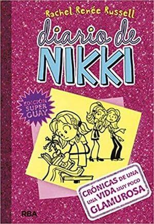 Diario de Nikki sagas infantiles
