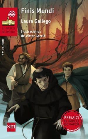 Finis mundi Libros jóvenes heroínas