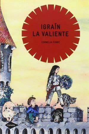 Igraín la valiente - literatura juvenil con una heroína