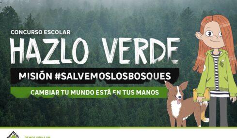 #SalvemosLosBosques