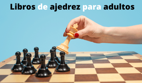 Libros de ajedrez para adultos