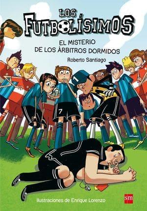 Los Futbolísimos sagas infantiles