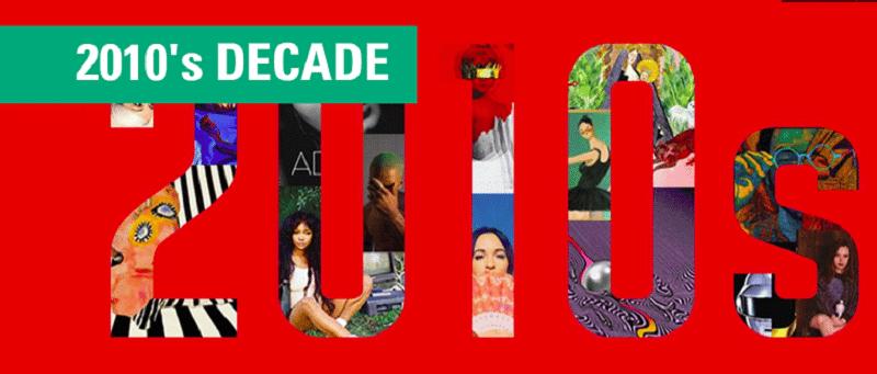 2010 decade